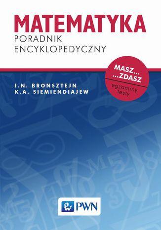 Okładka książki/ebooka Matematyka. Poradnik encyklopedyczny