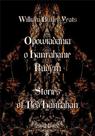 Okładka książki Opowiadania o Hanrahanie Rudym. Stories of Red Hanrahan