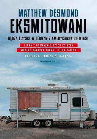 Okładka książki Eksmitowani