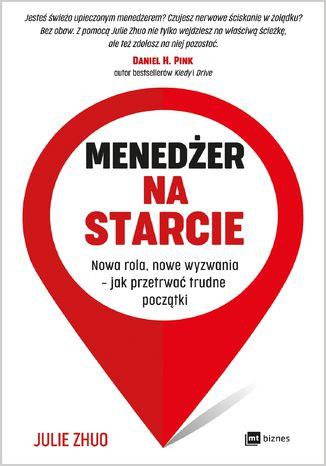 Okładka książki Menedżer na starcie