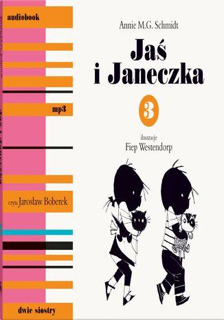 Okładka książki Jaś i Janeczka 3