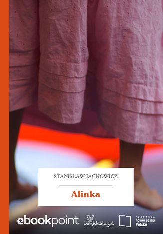 Okładka książki Alinka