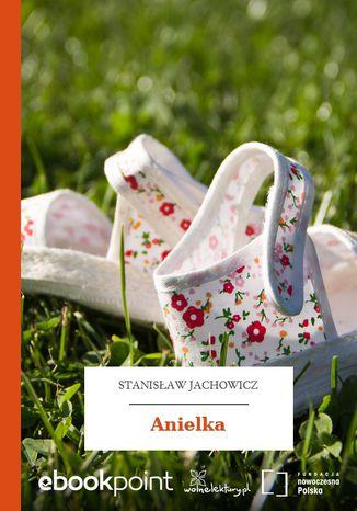 Okładka książki Anielka