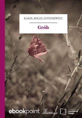 Okładka książki/ebooka Grób
