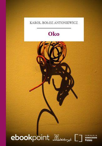 Okładka książki/ebooka Oko