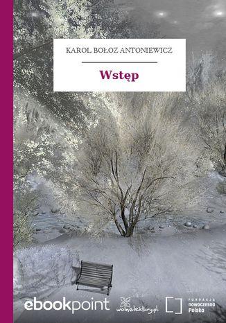 Okładka książki/ebooka Wstęp