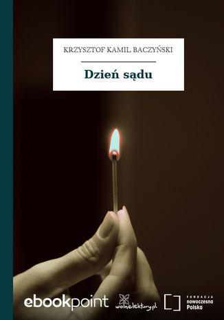 Okładka książki/ebooka Dzień sądu