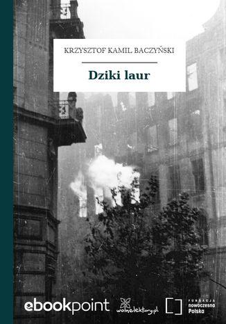 Okładka książki/ebooka Dziki laur