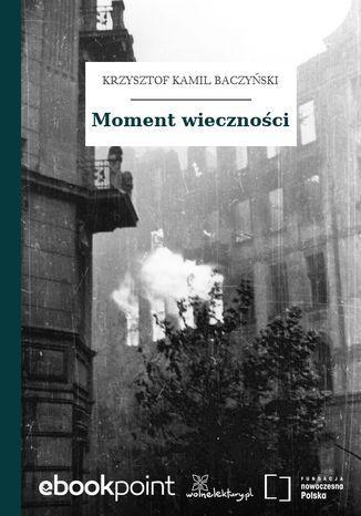 Okładka książki/ebooka Moment wieczności