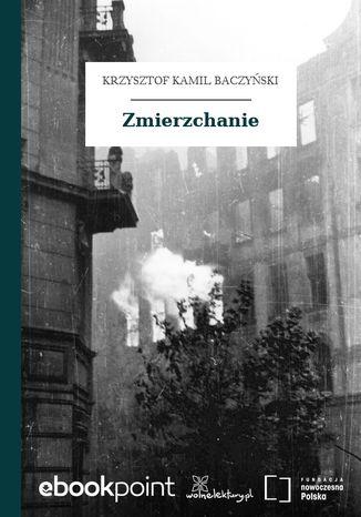 Okładka książki/ebooka Zmierzchanie