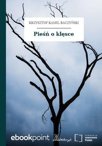 Okładka książki/ebooka Pieśń o klęsce