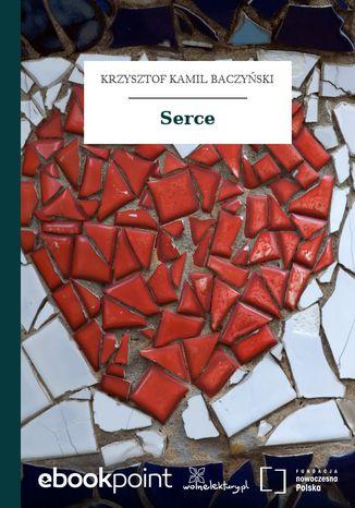 Okładka książki Serce