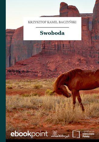 Okładka książki Swoboda
