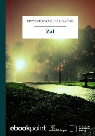Okładka książki Żal