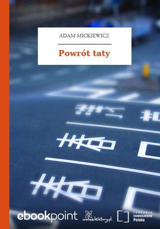 Okładka książki/ebooka Powrót taty