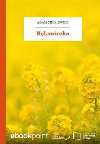 Okładka książki Rękawiczka