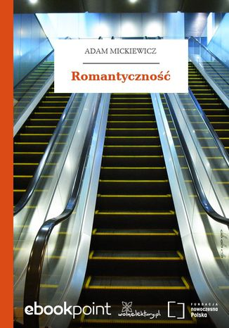 Okładka książki/ebooka Romantyczność
