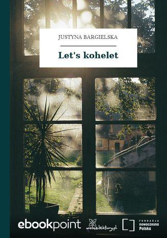 Okładka książki Let's kohelet