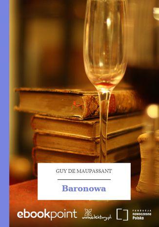 Okładka książki/ebooka Baronowa