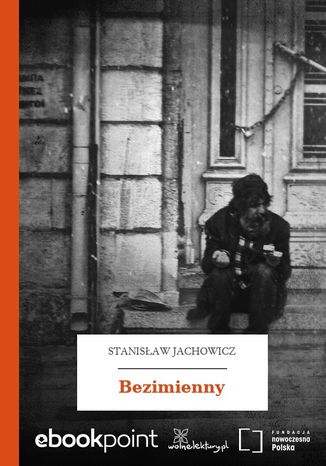 Okładka książki Bezimienny