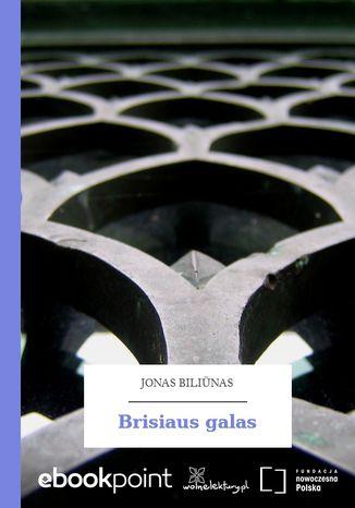 Okładka książki Brisiaus galas