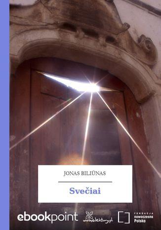 Okładka książki Svečiai