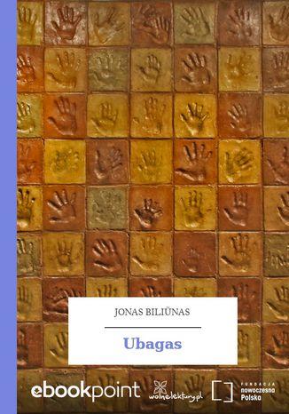 Okładka książki Ubagas