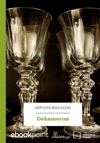 Okładka książki/ebooka Dekameron