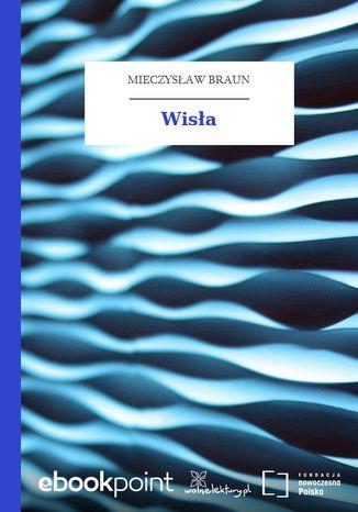 Okładka książki Wisła