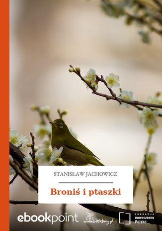 Okładka książki Broniś i ptaszki