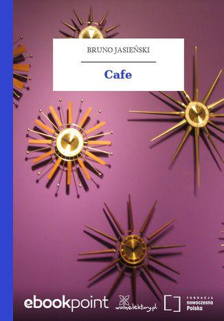 Okładka książki Cafe