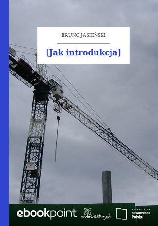 Okładka książki/ebooka [Jak introdukcja]