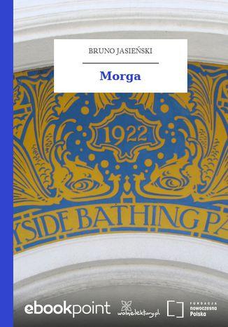 Okładka książki Morga