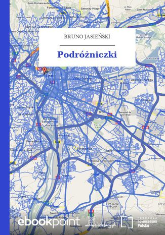 Okładka książki/ebooka Podróżniczki