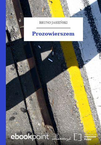Okładka książki Prozowierszem