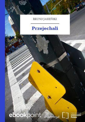 Okładka książki Przejechali