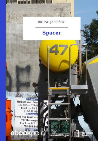 Okładka książki Spacer