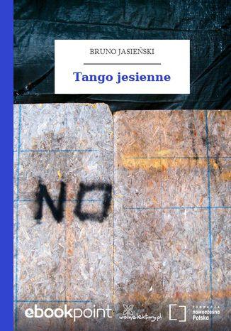 Okładka książki Tango jesienne