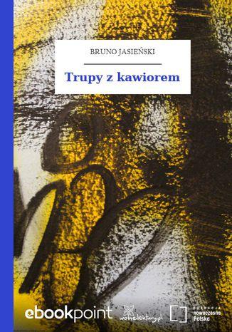 Okładka książki/ebooka Trupy z kawiorem