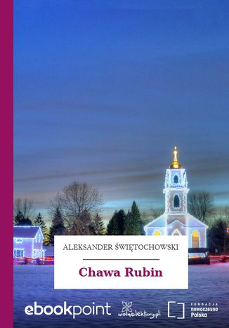 Okładka książki Chawa Rubin