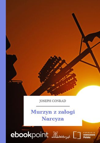 Okładka książki/ebooka Murzyn z załogi Narcyza