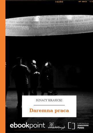Okładka książki/ebooka Daremna praca