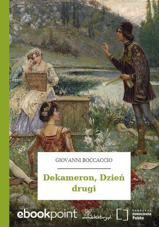 Okładka książki/ebooka Dekameron, Dzień drugi