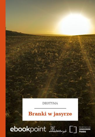 Okładka książki/ebooka Branki w jasyrze