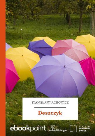 Okładka książki Deszczyk