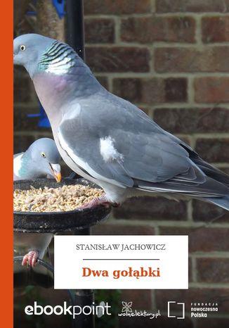 Okładka książki/ebooka Dwa gołąbki
