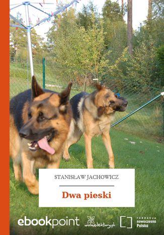 Okładka książki/ebooka Dwa pieski