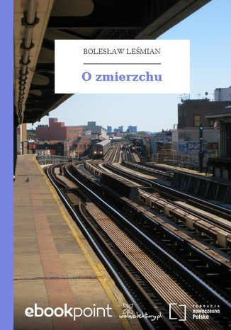 Okładka książki/ebooka O zmierzchu