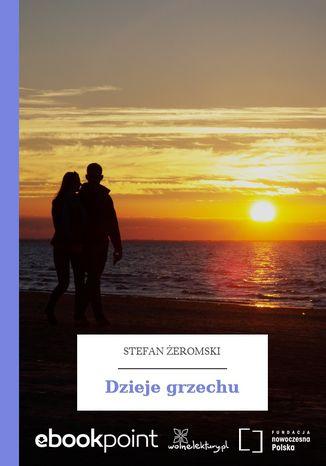 Okładka książki/ebooka Dzieje grzechu