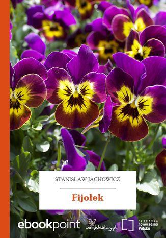 Okładka książki Fijołek
